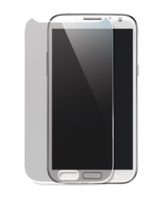 Tempered Glass Screen Protector for Samsung Galaxy Note 3, Transparent by The Kase Collection
