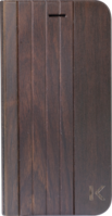 Flip case for Apple iPhone 6 (4.7 inch), Natural Bois de Rosewood by The Kase Collection
