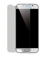 Tempered Glass Screen Protector for Samsung Galaxy S6, Transparent by The Kase Collection